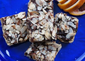 matzo fig bars